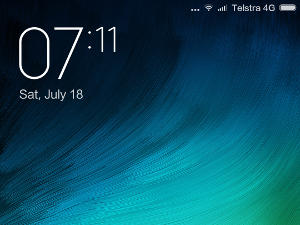 Mi Note is compatible with Telstra, Optus, Vodafone