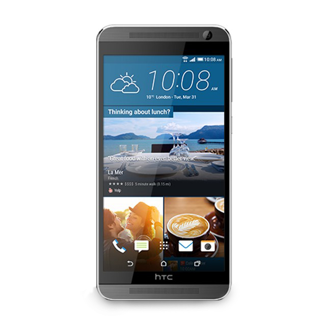 The HTC One E9+ is a dual SIM phone that should ideally be called a phablet due to its screen size. The phone scores...